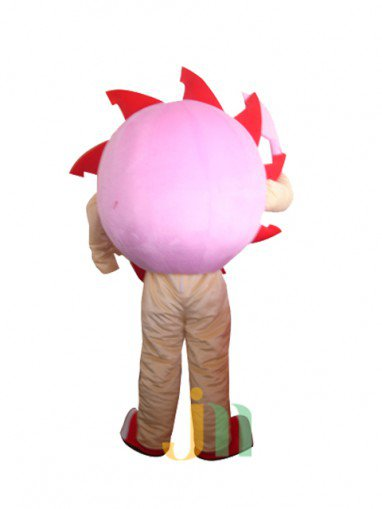Cartoon Doll Clothing Walking Hedging Decorative Cartoon Mascot Costume Suit Sunflowers Events
