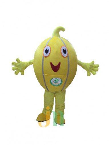 Cartoon Fruit Pumpkin Doll Cartoon Walking Doll Clothing Hedging Fruit Pumpkin Mascot Costume