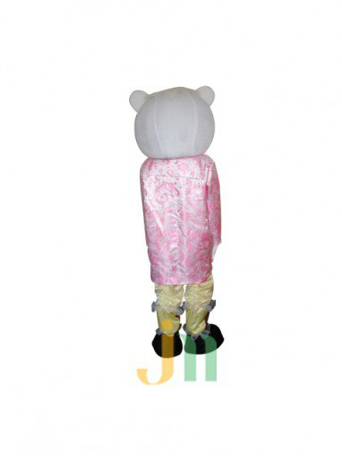 Cartoon Mascot Costume Dolls Walking Hedging Second Edition Kt M Activities