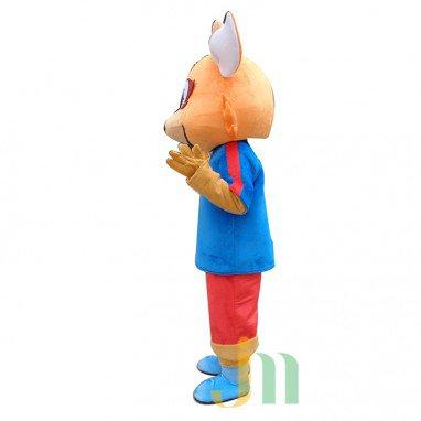 Diaowei Long Cartoon Doll Cartoon Walking Doll Clothing Hedging Daiwei Long Mascot Costume