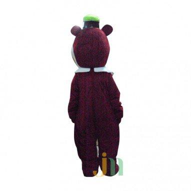 Doll Cartoon Clothing Cartoon Bear Walking Doll Hedging Bears Mascot Costume
