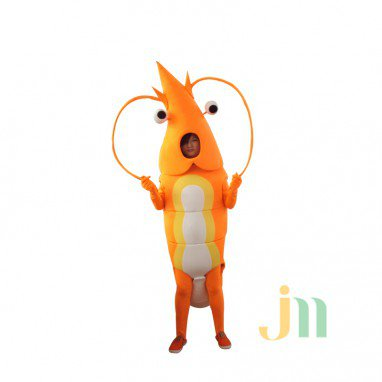 Lobster Cartoon Faceless Dolls Walking Doll Cartoon Clothing Sets Faceless Lobster Mascot Costume
