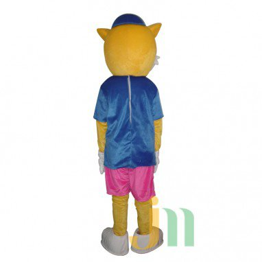 Uncle Doll Cartoon Clothing Cartoon Cat Walking Doll Hedging Uncle Cat Dolls Mascot Costume