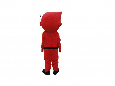 Aibeisite Cartoon Doll Cartoon Walking Doll Clothing Hedging Aibeisite Mascot Costume