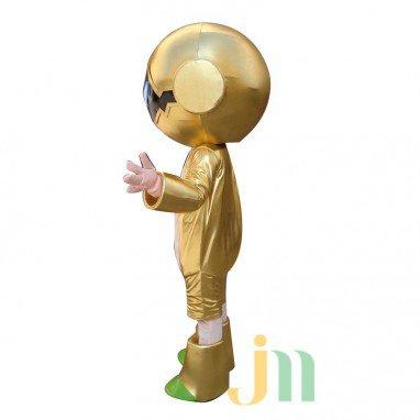 Cartoon Microphone Doll Cartoon Walking Doll Clothing Hedging Microphone Mascot Costume