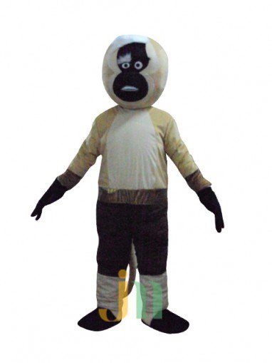 Kung Fu Monkey Doll Cartoon Clothing Cartoon Walking Doll Kung Fu Monkey Hedging Mascot Costume