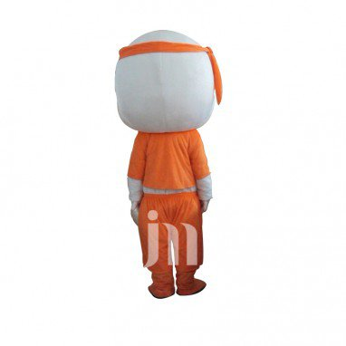 Cartoon Cute Baby Duck Walking Doll Cartoon Clothing Doll Wigs Cute Baby Duck Mascot Costume