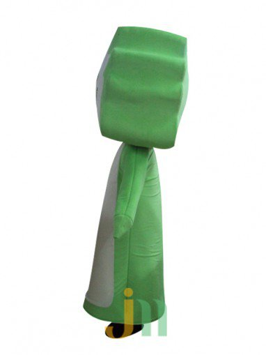 Cartoon Doll Clothing Walking Hedging Mascot Costume Decorated Tree Wack Even Animation Activities