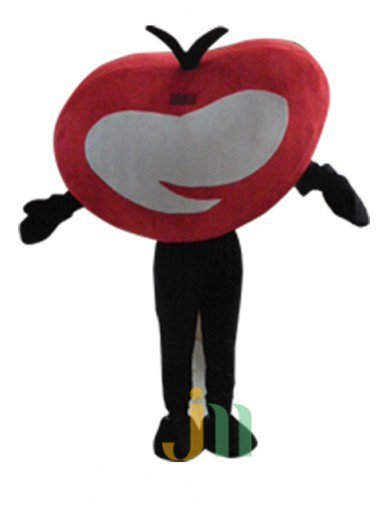 Cartoon Doll Clothing Walking Hedging Mascot Costume Suit Red Stone Decoration Animation Activities