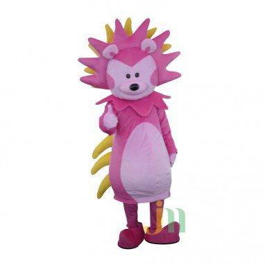 Children Plump Cartoon Doll Cartoon Walking Doll Clothing Cute Plump Hedging Mascot Costume