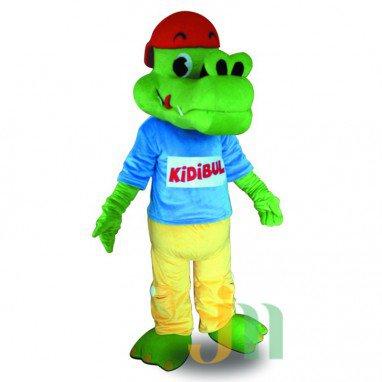 Doll Cartoon Clothing Cartoon Crocodile Head Crocodile Walking Doll Sets Mascot Costume