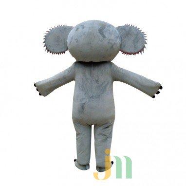 Koala Cartoon Doll Cartoon Walking Doll Clothing Hedging Koala Mascot Costume