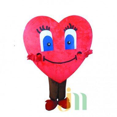 Love Doll Cartoon Clothing Cartoon Walking Doll Hedging Love Mascot Costume