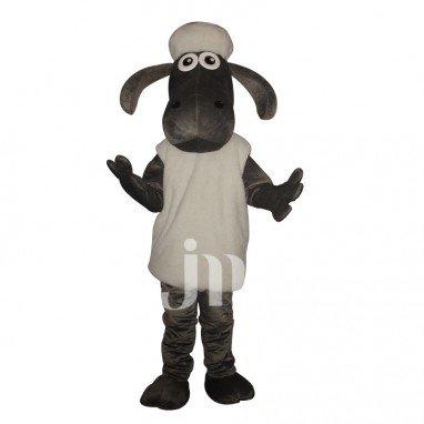 Shaun The Sheep Doll Cartoon Clothing Cartoon Walking Doll Headgear Shaun The Sheep Mascot Costume