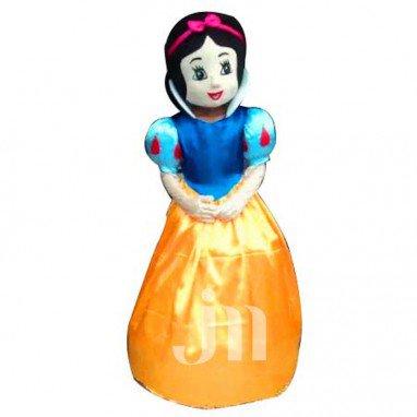Snow White Doll Cartoon Clothing Cartoon Walking Doll Hedging Snow White Mascot Costume