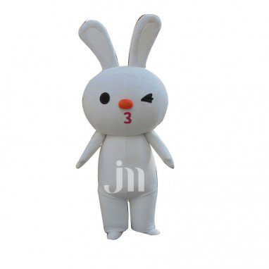 Sophie Bunny Cartoon Walking Doll Clothing Doll Cartoon Rabbit Doll Sets of Sophie Mascot Costume