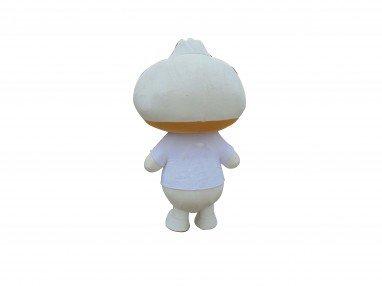 Buns Cartoon Doll Cartoon Walking Doll Clothing Hedging Buns Mascot Costume