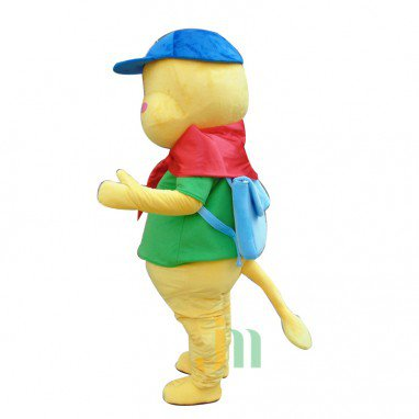 Dong Du Mascots Cartoon Walking Doll Cartoon Clothing Sets Head Dondup Mascot Mascot Costume