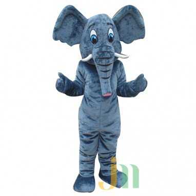 Elephant Cartoon Doll Cartoon Walking Doll Clothing Sets Elephants Mascot Costume