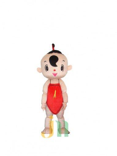 Ginseng Fruit Even Cartoon Man Cartoon Walking Doll Clothing Hedging Ginseng Fruit M Mascot Costume