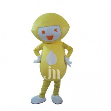 Lemon Cartoon Walking Doll Clothing Doll Cartoon Aberdeen Hedging Lemon Aberdeen Mascot Costume