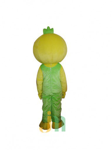 Cartoon Bean Sprouts Doll Cartoon Walking Doll Clothing Doll Hedging Bean Sprouts Mascot Costume