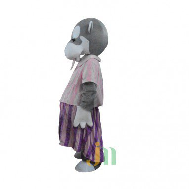 Cartoon Dog Lovers Doll Cartoon Walking Doll Clothing Hedging Dog Lovers Mascot Costume