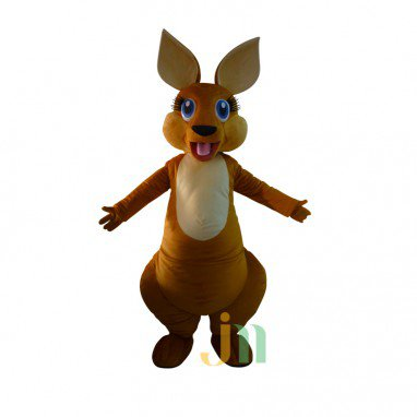 Cartoon Kangaroo Simeon Doll Cartoon Walking Doll Clothing Hedging Kangaroo Simeon Mascot Costume