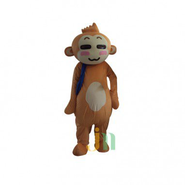Cartoon New Head Youxihou Man Even Walking Doll Cartoon Clothing Sets Head Youxihou Hee Hee Mascot Costume