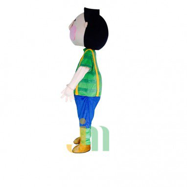 Fat Brother Cartoon Doll Cartoon Walking Doll Clothing Hedging Fat Brother Mascot Costume