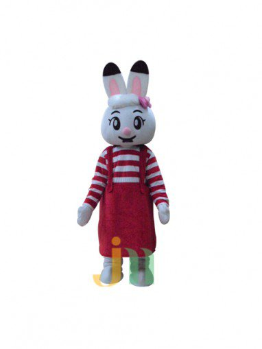 Lovely Flower Kiki Doll Cartoon Clothing Cartoon Walking Doll Hedging Spend Kiki Doll Mascot Costume