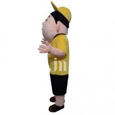 Pixar Cartoon Little Fat Roseau Doll Cartoon Walking Doll Clothing Hedging Roseau Mascot Costume