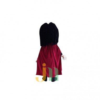 Swordsman Cartoon Doll Cartoon Walking Doll Clothing Hedging Swordsman Mascot Costume