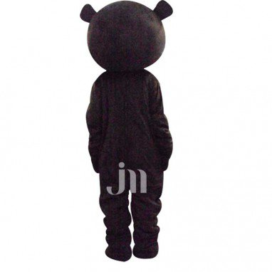Black Bear Doll Cartoon Clothing Cartoon Walking Doll Hedging Black Bears Mascot Costume