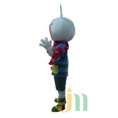Fashion Doll Cartoon Bunny Cartoon Walking Doll Clothing Fashion Hedging Rabbit Mascot Costume