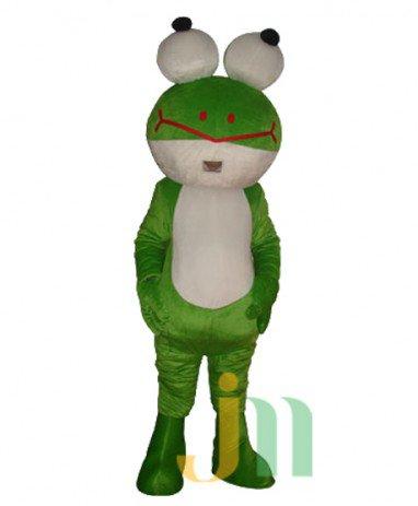 Frog Cartoon Walking Doll Clothing Doll Cartoon Frog Hedging Mascot Costume