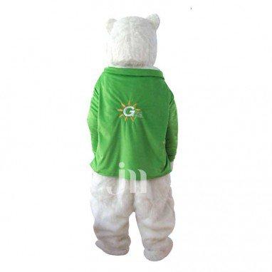 Spectacled Bear Cartoon Doll Cartoon Walking Doll Clothing Hedging Spectacled Bear Mascot Costume