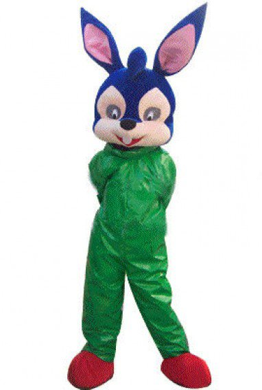 Cartoon Clothing Cartoon Show Clothing Clothing Doll Clothing Explosion Rabbit Teeth Mascot Costume