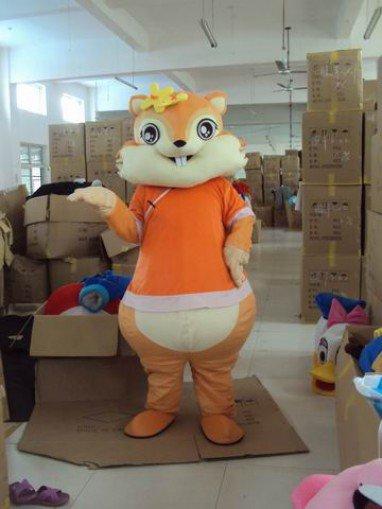 Cartoon Clothing Special Clothing Animal Model Clothing Cartoon Show Clothing Squirrel Mascot Costume