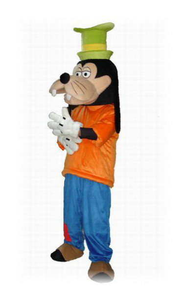 Cartoon Costumes Cartoon Dolls Cartoon Clothing Cartoon Mascot Costume Clothing Goofy