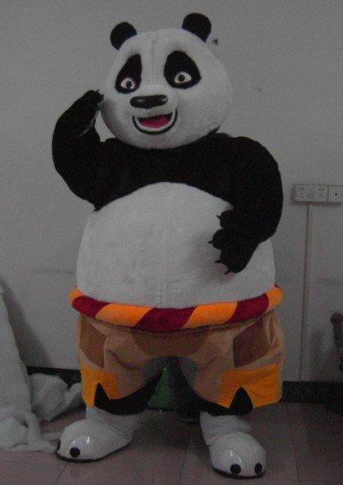 Eva Cartoon Clothing Cartoon Show Clothing Doll Clothing Clothing Kung Fu Panda Movie Mascot Costume