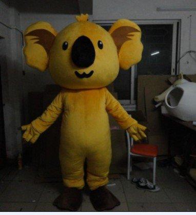 Cartoon Doll Clothing Cartoon Clothing Cartoon Show Clothing Clothing Koala Mascot Costume