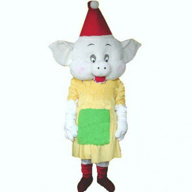 Cartoon Clothing Cartoon Doll Clothing Cartoon Doll Clothing Cartoon Clothing Mother Pig Mascot Costume