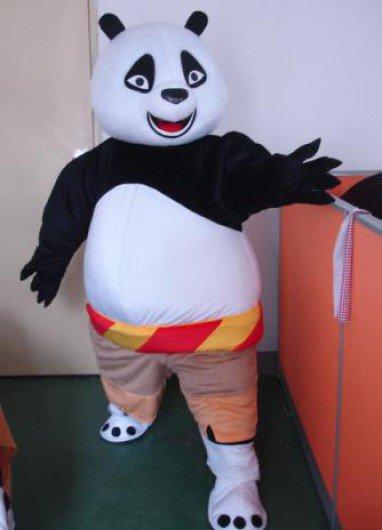 Cartoon Costumes Cartoon Doll Clothing Cartoon Clothing Cartoon Show Clothing Kung Fu Panda Mascot Costume
