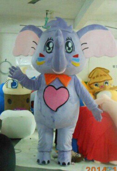 Cartoon Costumes Cartoon Doll Clothing Cartoon Elephant Costume Mascot Costume