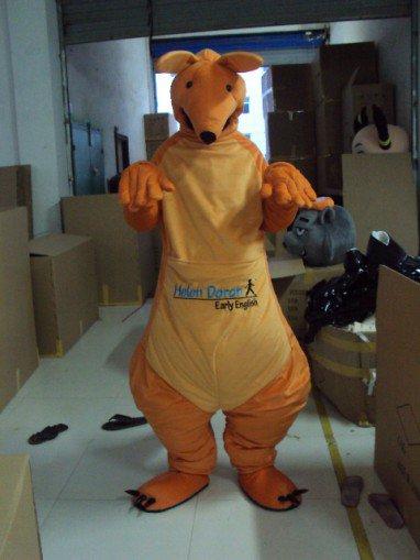 Cartoon Clothing Cartoon Clothing Cartoon Advertising Clothing Doll Clothing Beak Kangaroo Mascot Costume