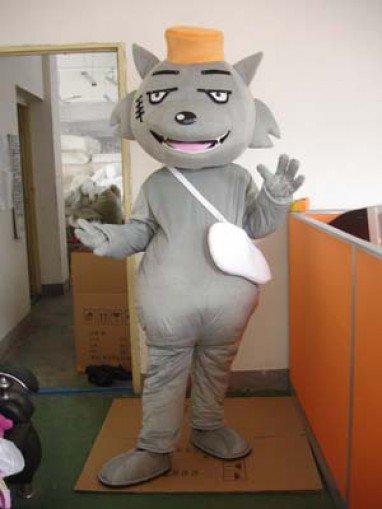 Cartoon Costumes Cartoon Doll Clothing Cartoon Dolls Clothing Animal Cartoon Costumes Wolf Mascot Costume