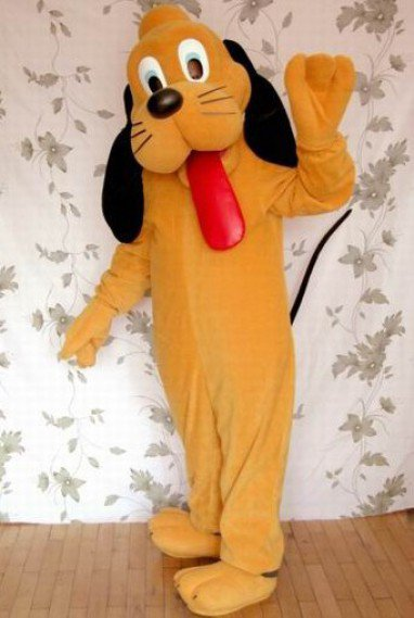 Cartoon Mascot Costume Animal Costume Cartoon Doll Clothing Hey Dog