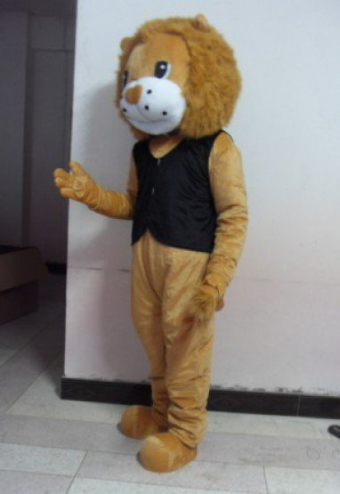 Ganzhou Cartoon Clothing Cartoon Clothing Animal Model Clothing Cartoon Dolls Clothing Lion Mascot Costume