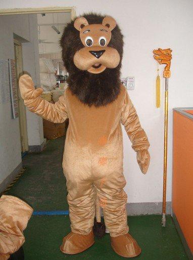 Walking Cartoon Doll Clothing Cartoon Show Clothing Cartoon Lion Cartoon Costumes Mascot Costume